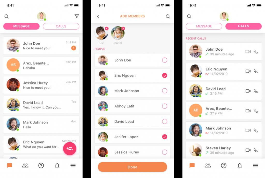 e-learning mobile app development